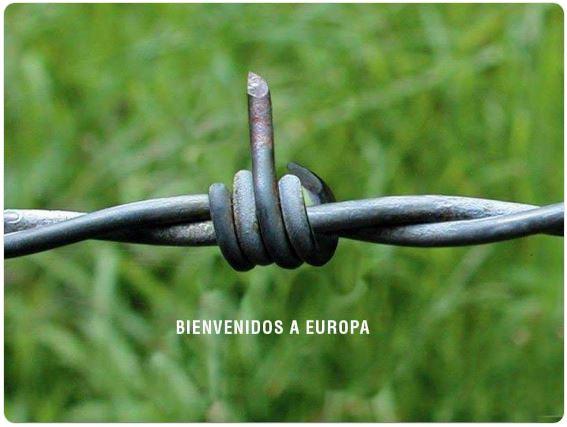 BIENVENIDOS A EUROPA
